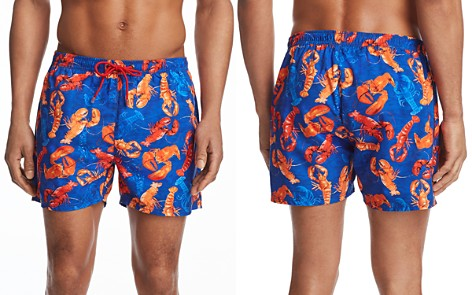 HUGO Piranha Lobster Swim Trunks - Bloomingdale's_2