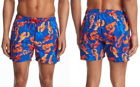 HUGO Piranha Lobster Swim Trunks - Bloomingdale's_2