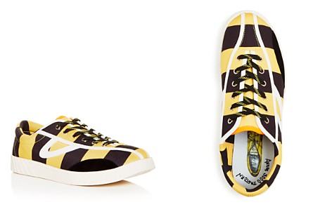 Tretorn Men's NY Lite Striped Lace Up Sneakers - Bloomingdale's_2