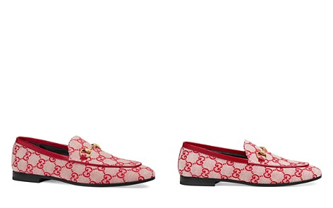 Gucci Women's Jordan GG Canvas Loafers - Bloomingdale's_2