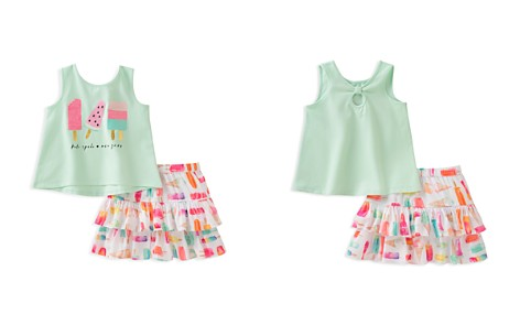 kate spade new york Girls' Ice Pop Tank & Skirt Set - Baby - Bloomingdale's_2