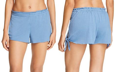 Josie Heathers Side-Tie Shorts - Bloomingdale's_2