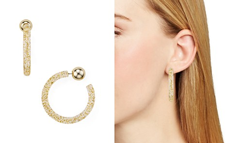 AQUA Acrylic Hoop Earrings - 100% Exclusive - Bloomingdale's_2