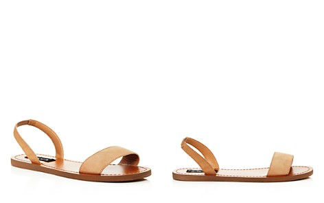 AQUA Women's Cece Leather Sandals - 100% Exclusive - Bloomingdale's_2