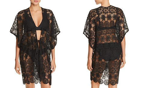 Echo Shell Lace Swim Cover-Up - Bloomingdale's_2