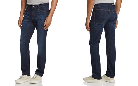 7 For All Mankind Slimmy Slim Fit Jeans in Castle Field - Bloomingdale's_2