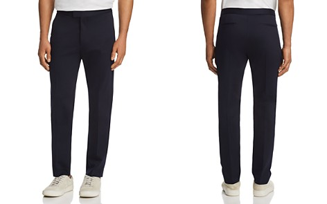 Theory Semi Tech Slim Fit Pants - Bloomingdale's_2