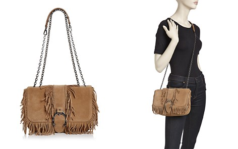 Longchamp Amazone Folk Small Nubuck Leather Crossbody - Bloomingdale's_2