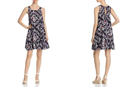 Cupio Printed Swing Dress - Bloomingdale's_2