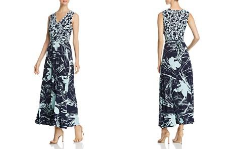 Leota Nicole Mixed Print Maxi Dress - Bloomingdale's_2