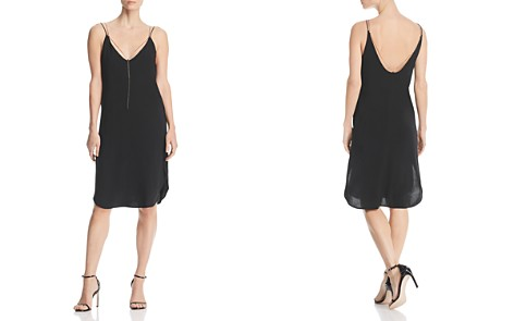 Kenneth Cole Chain Detail Slip Dress - Bloomingdale's_2