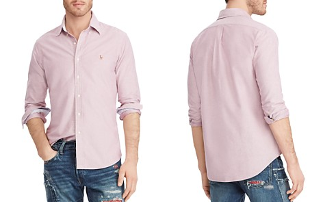 Polo Ralph Lauren Oxford Classic Fit Button-Down Shirt - Bloomingdale's_2