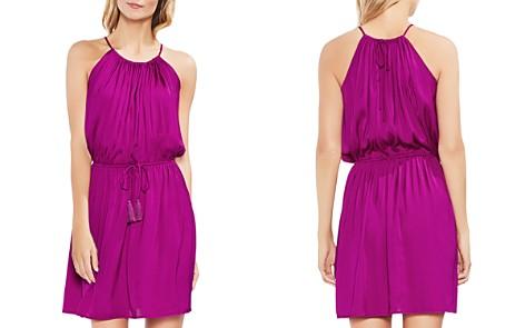 VINCE CAMUTO Sleeveless Drawstring Dress - Bloomingdale's_2