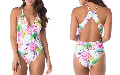La Blanca Bora Linger One Piece Swimsuit - Bloomingdale's_2