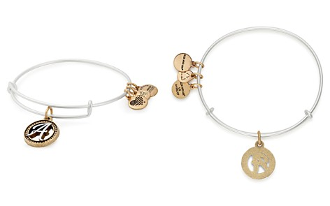 Alex and Ani Initial Two-Tone Expandable Bracelet - Bloomingdale's_2