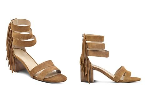 Sigerson Morrison Women's Ran Fringed Suede Block-Heel Sandals - Bloomingdale's_2