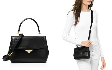 Michael Kors Extra Small Leather Crossbody - Bloomingdale's_2