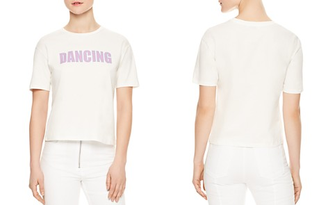Sandro Paz Dancing Graphic Tee - Bloomingdale's_2