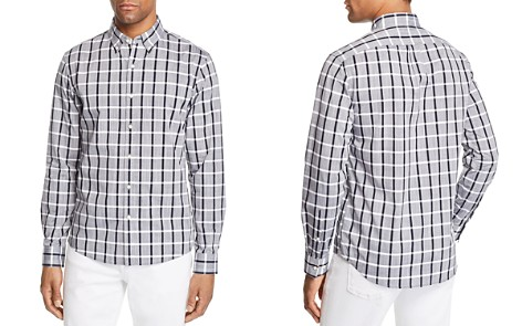 Michael Kors Camlin Check-Print Slim Fit Button-Down Shirt - Bloomingdale's_2