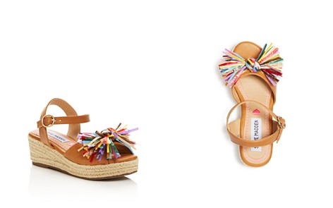 STEVE MADDEN Girls' Rafia-Knot Espadrille Sandals - Little Kid, Big Kid - Bloomingdale's_2