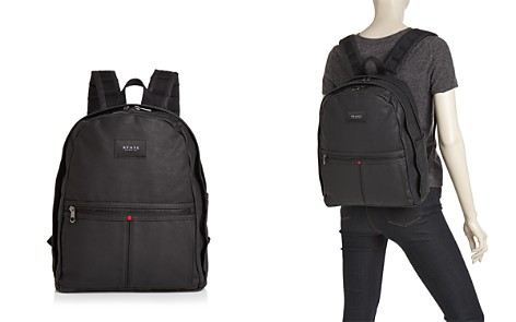 STATE Kent Coated Canvas Backpack - Bloomingdale's_2