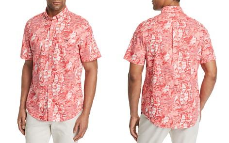 Vineyard Vines Slim-Fit At Sea Printed Short-Sleeve Shirt - Bloomingdale's_2