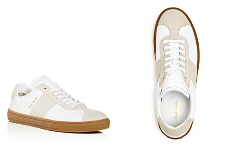 Paul Smith Men's Levon Leather & Suede Lace Up Sneakers - Bloomingdale's_2