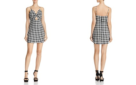 Cotton Candy LA Gingham Twist Front Dress - Bloomingdale's_2