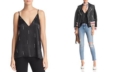 CAMI NYC Nova Embellished Silk Top - Bloomingdale's_2