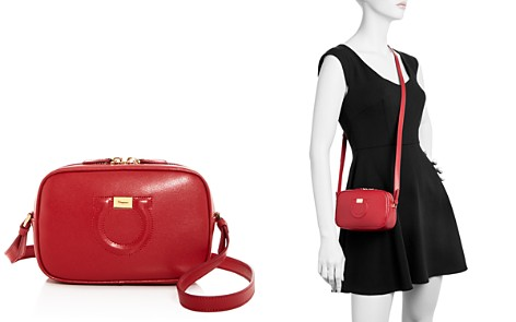 Salvatore Ferragamo Gancio City Small Leather Crossbody - Bloomingdale's_2