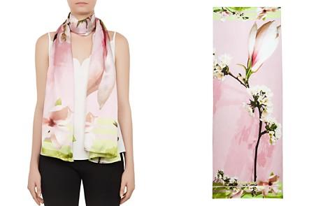 Ted Baker Debbbie Harmony Floral Silk Scarf - Bloomingdale's_2