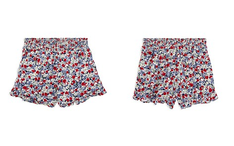 Polo Ralph Lauren Girls' Floral Shorts - Big Kid - Bloomingdale's_2
