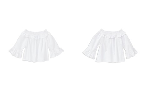 Polo Ralph Lauren Girls' Smocked Top - Little Kid - Bloomingdale's_2