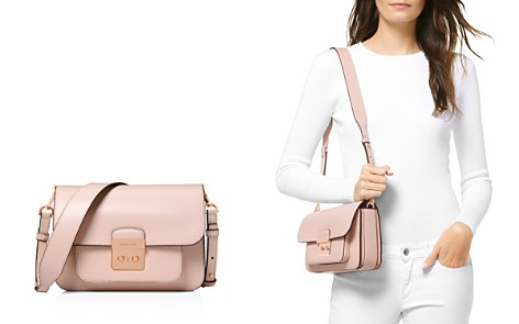 Michael Kors Sloan Editor Large Leather Shoulder Bag - Bloomingdale's_2