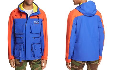 Polo Ralph Lauren Polo Hi-Tech Color-Block Anorak Jacket - 100% Exclusive - Bloomingdale's_2