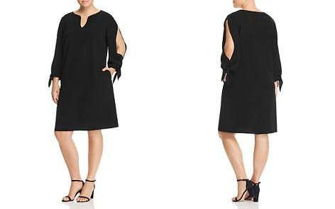 Lafayette 148 New York Plus Khloe Split Sleeve Dress - Bloomingdale's_2