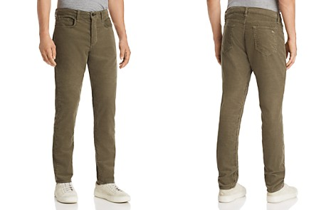 rag & bone Fit 2 Slim Fit Corduroy Pants - 100% Exclusive - Bloomingdale's_2