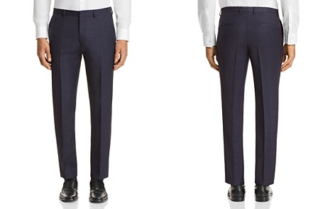 HUGO Hets Slim Fit Tonal Plaid Suit Pants - Bloomingdale's_2