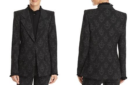 Kobi Halperin Porsha Jacquard Jacket - 100% Exclusive - Bloomingdale's_2