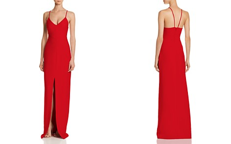 LIKELY Brooklyn Front-Slit Gown - Bloomingdale's_2