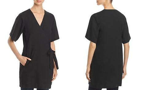 Eileen Fisher Kimono Wrap Dress - Bloomingdale's_2