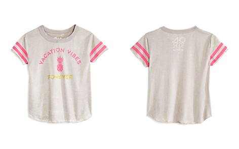 CHASER Girls' Vacation Vibes Forever Tee - Little Kid, Big Kid - Bloomingdale's_2
