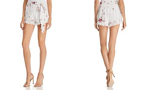 Lost + Wander Senorita Wrap Shorts - Bloomingdale's_2