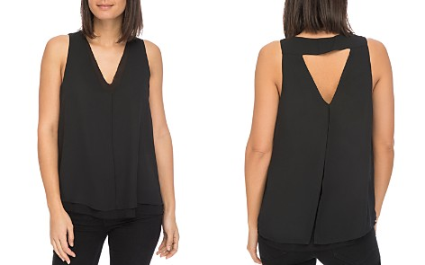 B Collection by Bobeau Ulani Layered Tank - Bloomingdale's_2