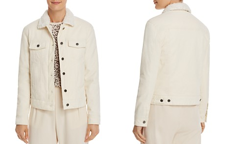 ATM Anthony Thomas Melillo Sherpa-Trimmed Corduroy Jacket - Bloomingdale's_2