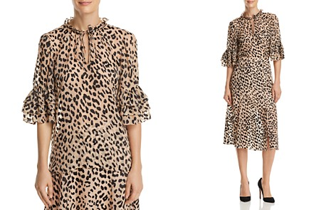 Alice + Olivia Julius Leopard Burnout Tunic - Bloomingdale's_2