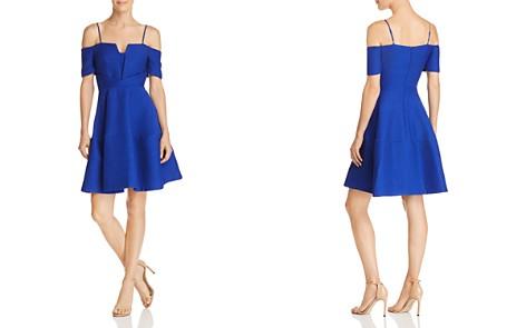 Elliatt Lyssander Cold-Shoulder Dress - Bloomingdale's_2
