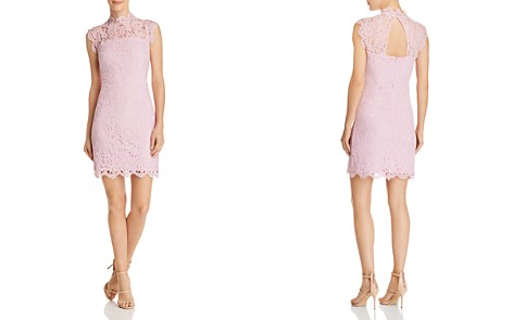 AQUA Scalloped-Lace Sheath Dress - 100% Exclusive - Bloomingdale's_2