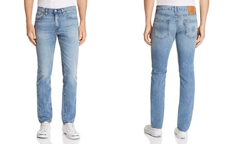 Levi's 511 Slim Fit Jeans in English Channel - Bloomingdale's_2