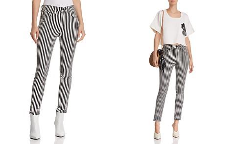 rag & bone/JEAN High-Rise Ankle Skinny Jeans in Oba Stripe - Bloomingdale's_2